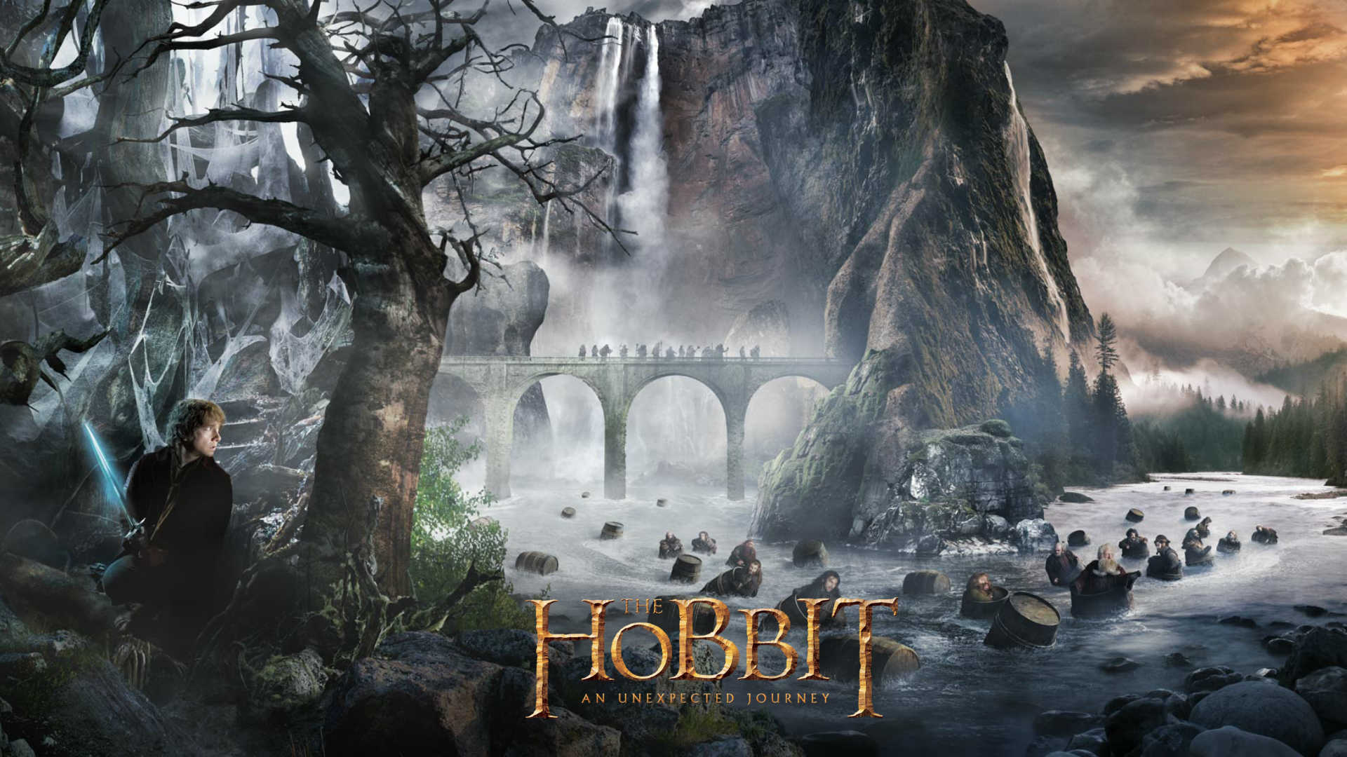 the hobbit wallpaper the hobbit wallpaper  fanpop