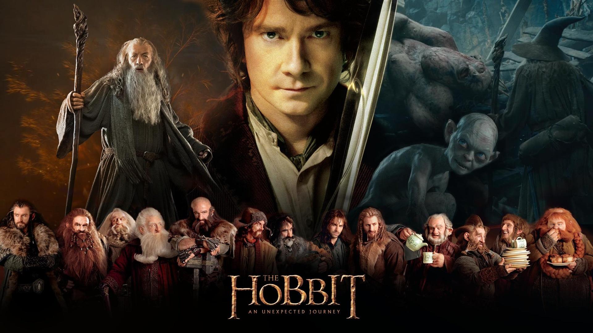 hobbit: un voyage inattendu fonds d'écran x fonds d'écran