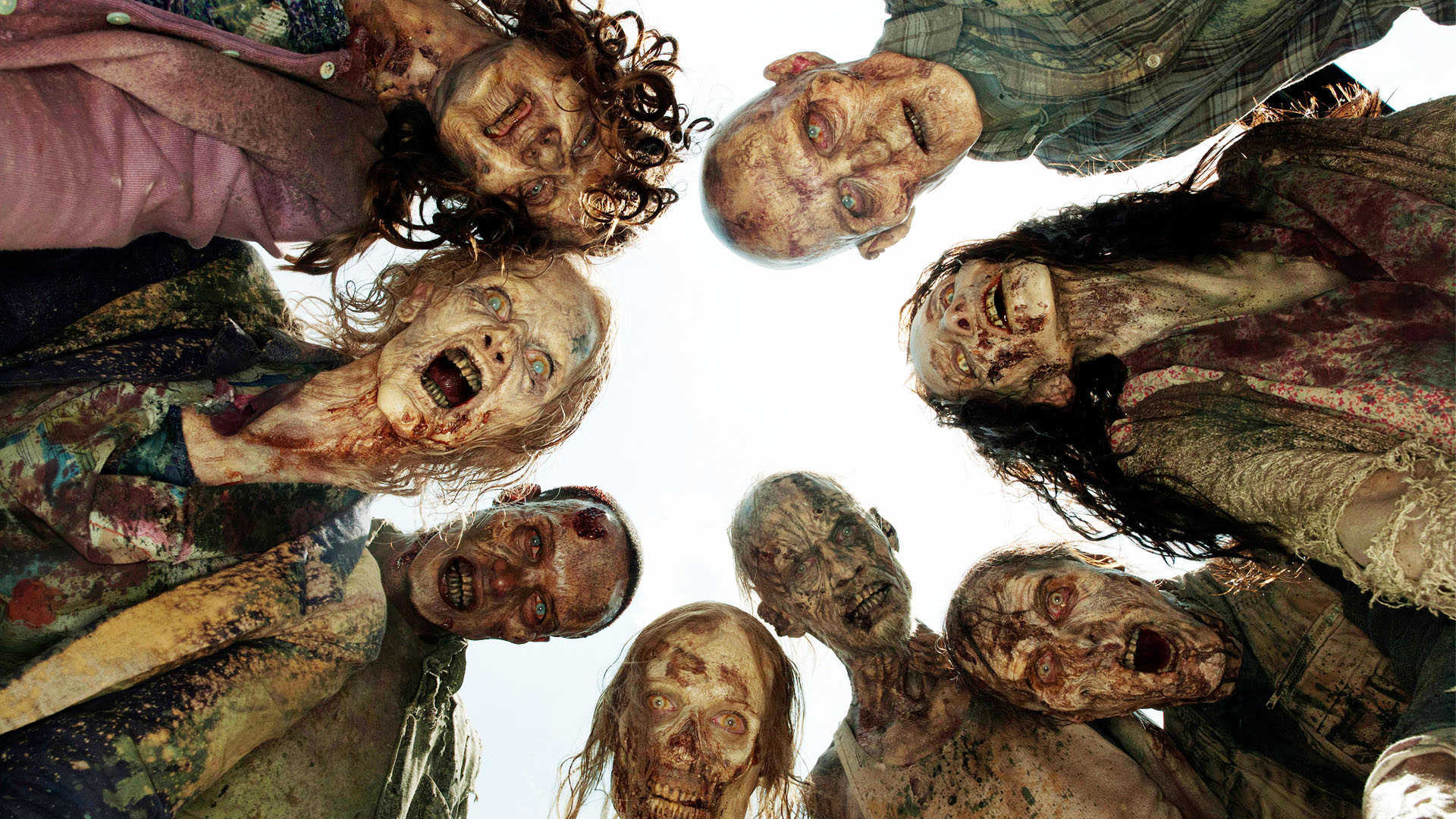 photos fond ecran the walking dead
