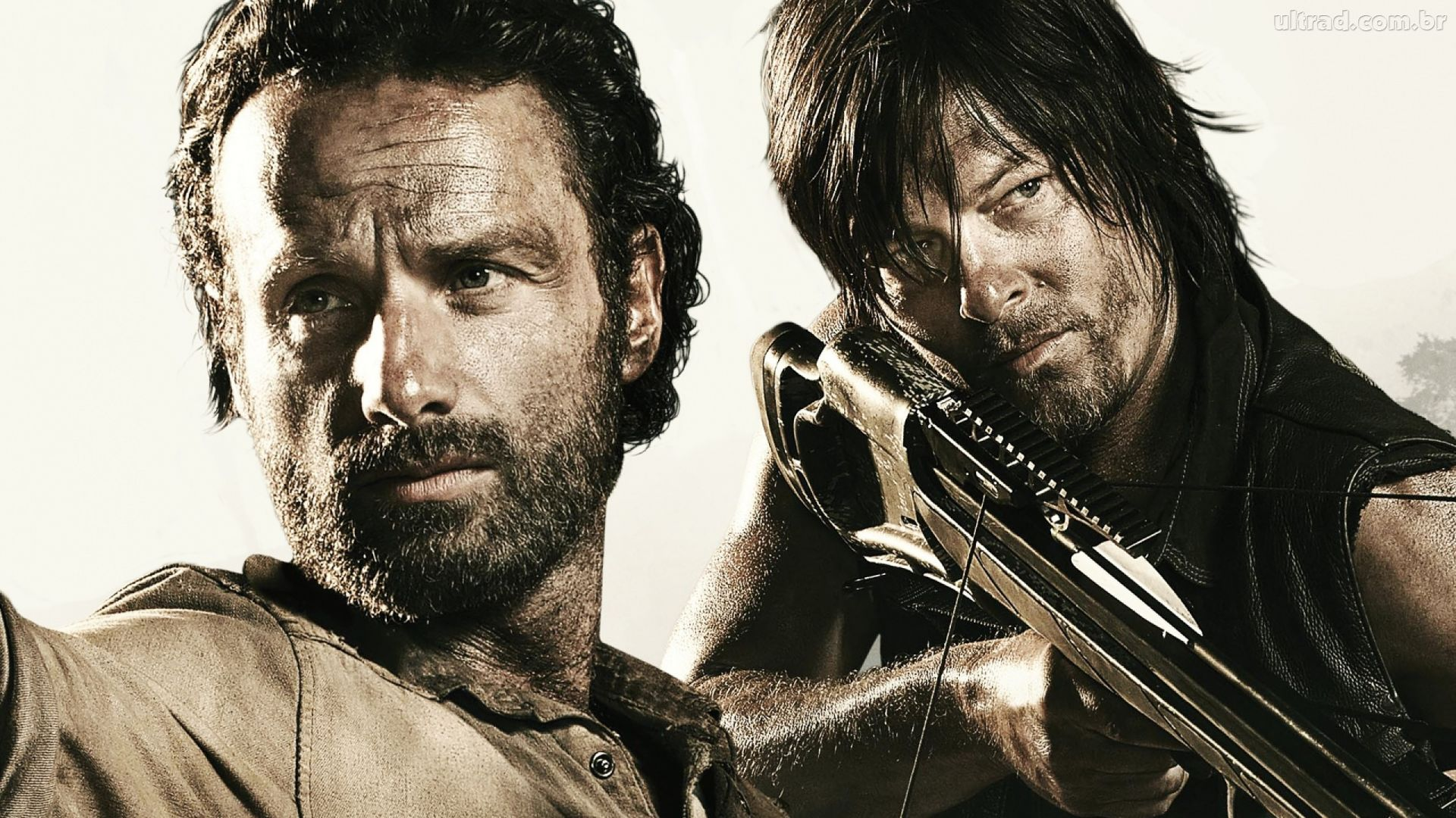 the walking dead talk: rick or daryl?