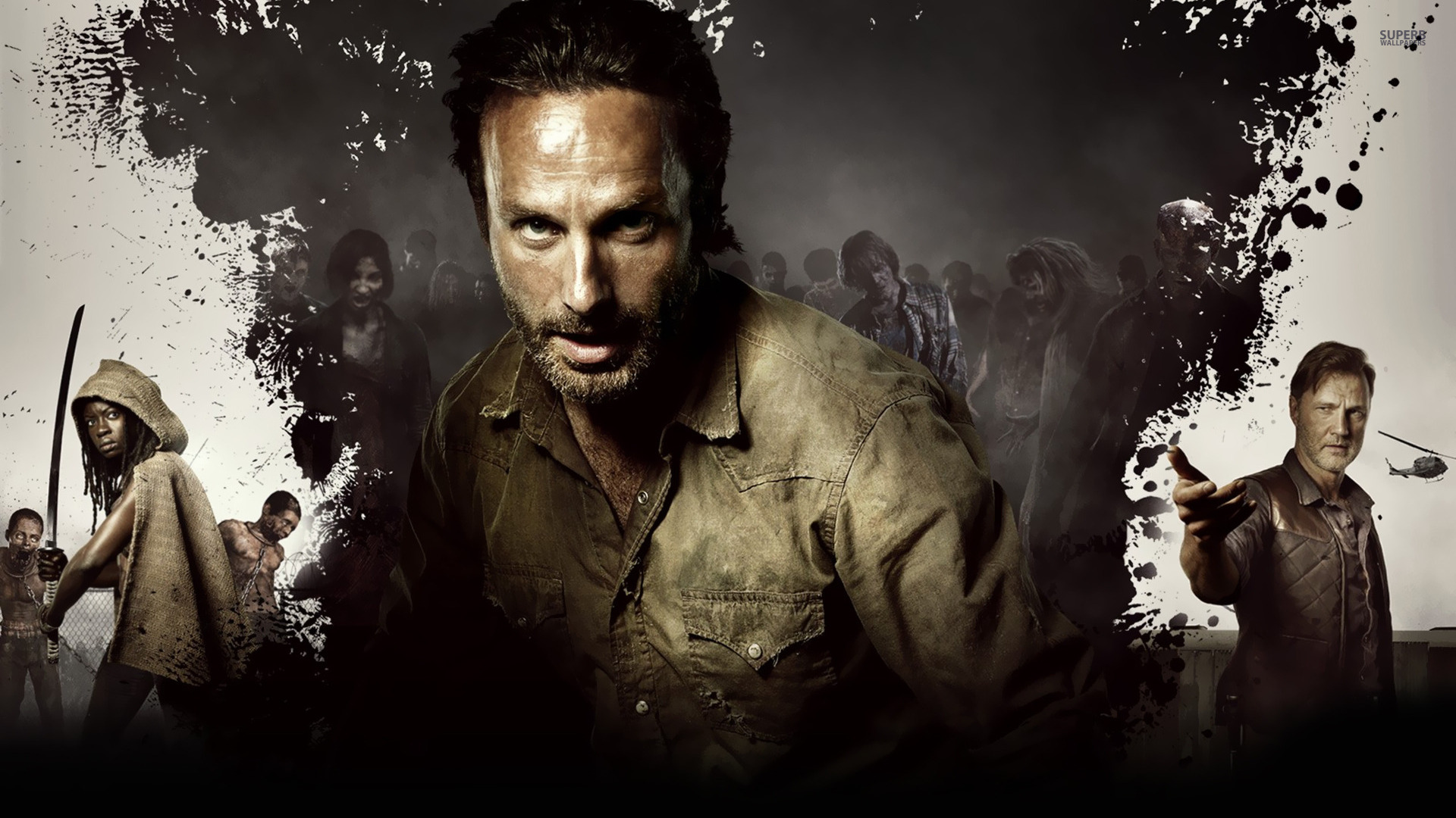 the walking dead wallpaper tv show wallpapers