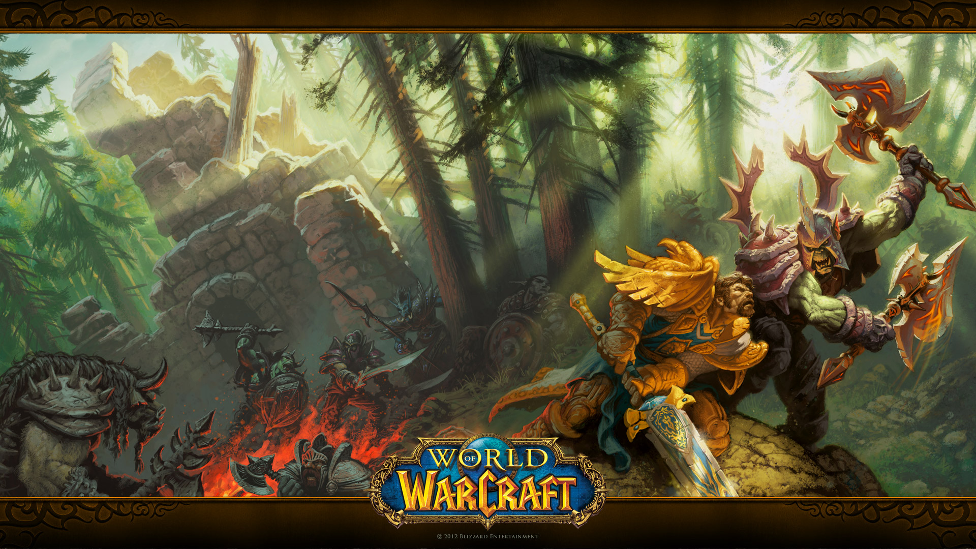 activision blizzard's flagship mmorpg, world de warcraft , has lost