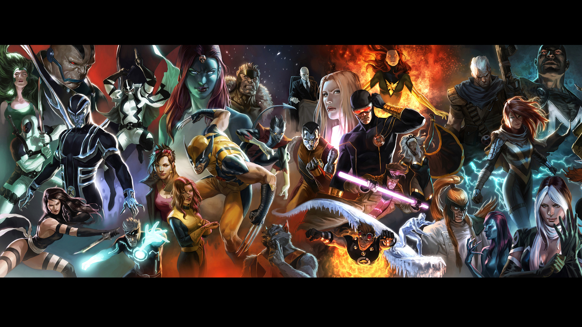 Wallpaper marvel hd gratuit t l charger sur ngn mag for Wall paper in bathroom