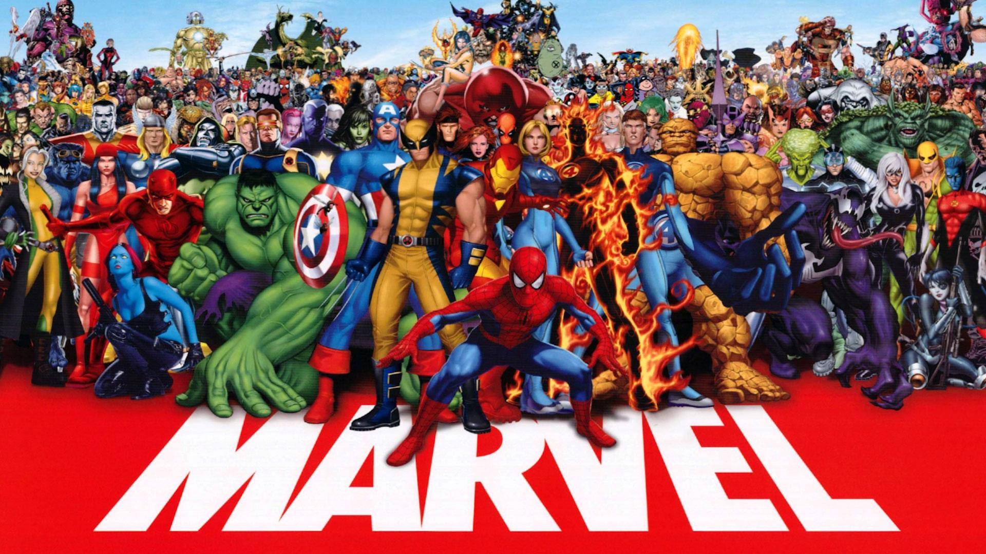 Wallpaper Marvel HD gratuit à télécharger sur NGN MAG