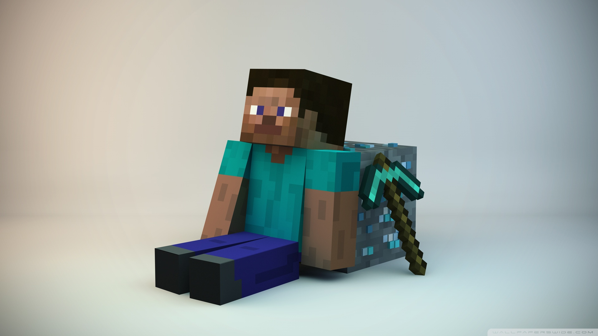 minecraft steve pictures hd wallpaper de minecraft hdwallpaper2013
