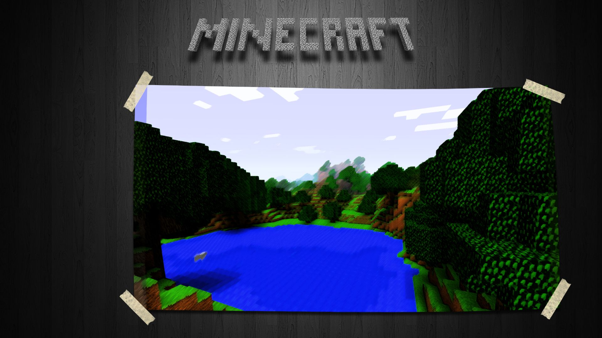 minecraft wallpaper 1080p 93085