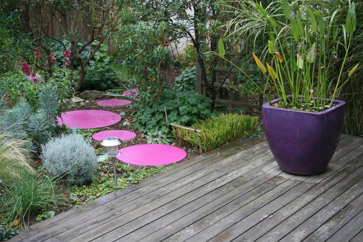 La d coration de votre chez vous de l int rieur l Idee de deco jardin exterieur