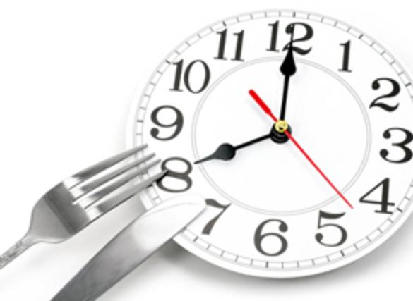 importance de manger à des heures régulières