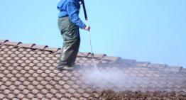 Nettoyage de toiture : ce qu'il faut savoir