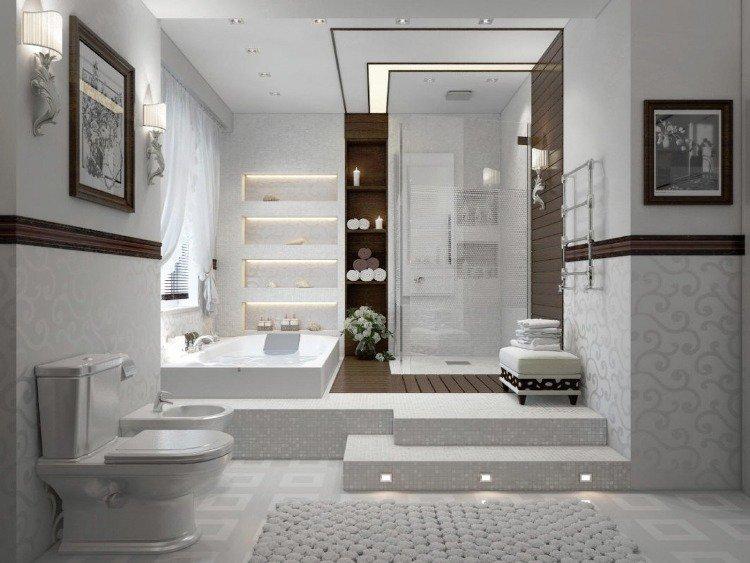 aménagement-salle-bain-blanc