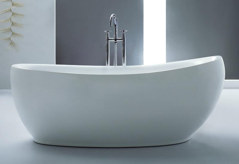 4 points retenir pour bien choisir la baignoire ilot for Baignoire fond plat