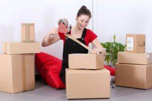 Carton pour déménager