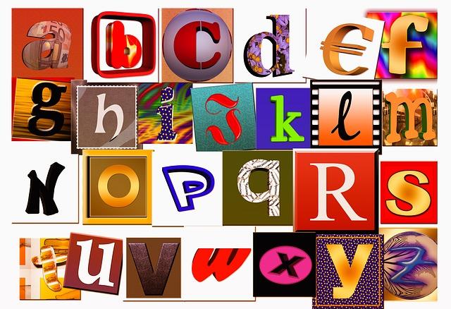 Création de logo: 4 critères pour choisir la meilleure typographie