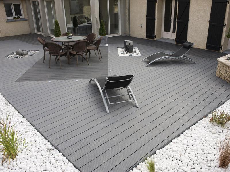 Comment Choisir Le Type De Pose Des Lames Composites De Sa Terrasse