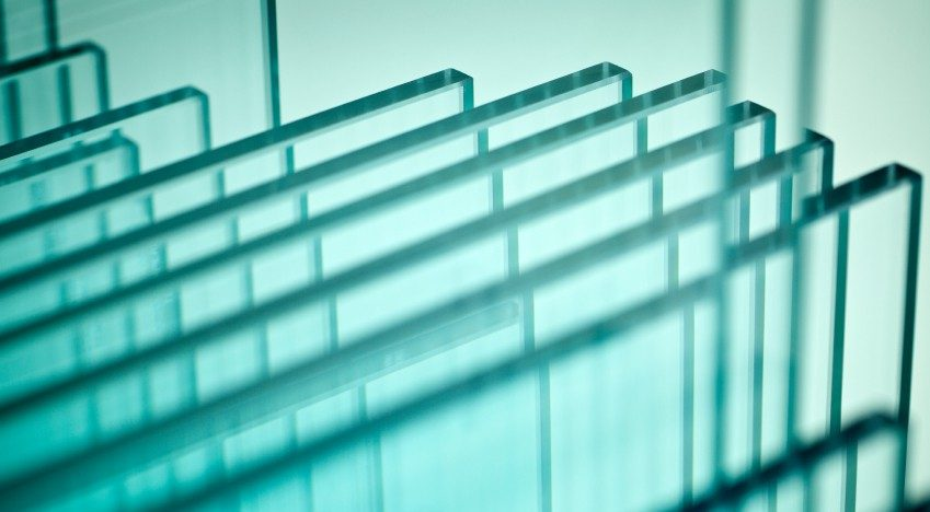 Les différentes qualités de verre sur-mesure
