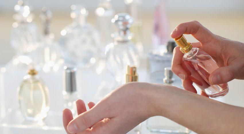 Le parfum joue son rôle essentiel le jour du mariage !
