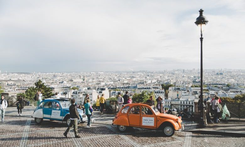 Focus sur la voiture citadine à Paris