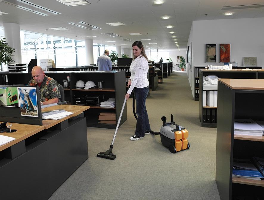 Nettoyage de bureaux Paris
