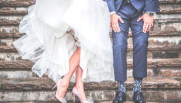 Quelle chaussure pour le mariage ?