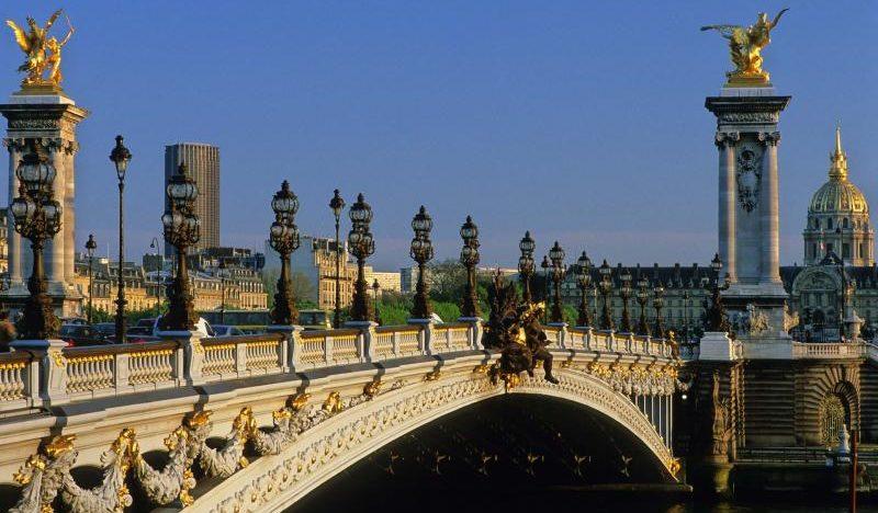 TOP 5 des plus beaux endroits à Paris