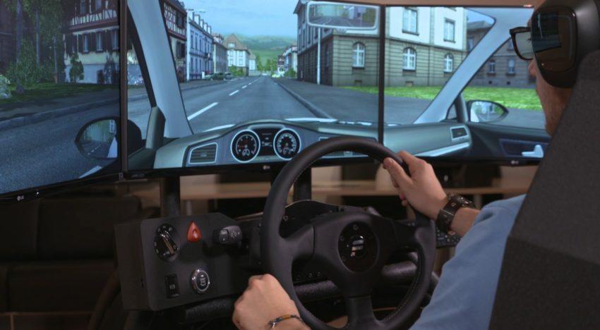 Pourquoi apprendre à conduire sur un simulateur de conduite professionnel ?