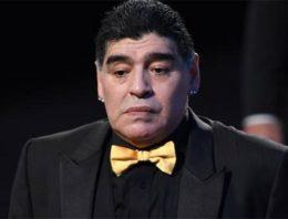 Actu : Les Etats-Unis refusent d'accorder un visa à Maradona !