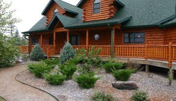 La maison en bois : construire au naturel