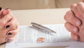 Une consultation juridique en ligne en cas de divorce