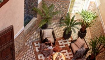 Réserver une demeure de prestige pour des vacances à Marrakech