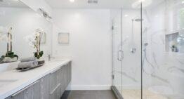 Comment créer une douche moderne ?