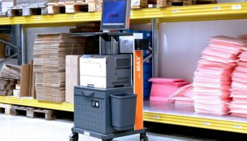 La technologie au niveau des matériels de logistique